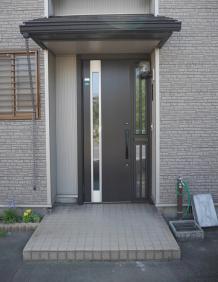 A様邸 玄関ドア交換工事