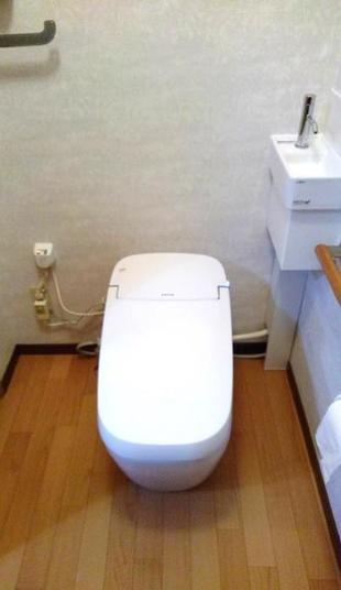 H様邸 トイレ改修工事