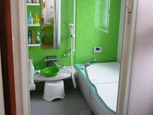 タイル貼りの浴室からシステムバスへ