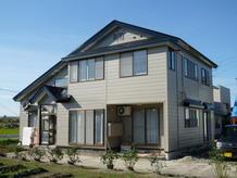 2階にサンルームを増築、一緒に屋根も外壁もピカピカに。