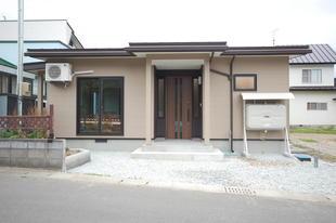 新築~温もりが溢れる優しい家~