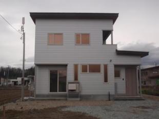 新築住宅~収納上手な明るいお家~