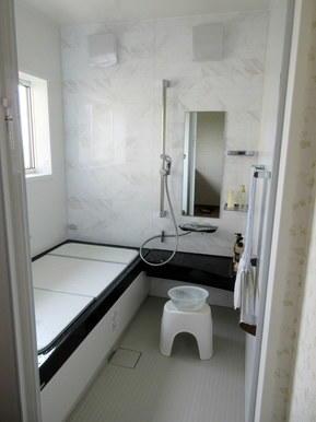 洗面脱衣室を広く