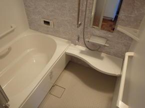 快適な浴室空間