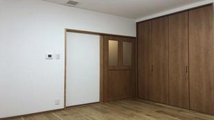 断熱改修+αで快適な空間へ、和室から洋室へのリフォーム