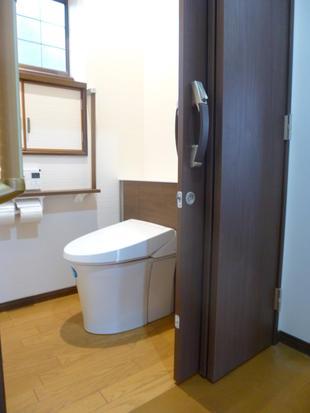 S様邸 トイレ・洗面所リフォーム