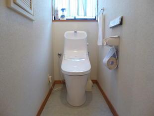 O様邸トイレ交換