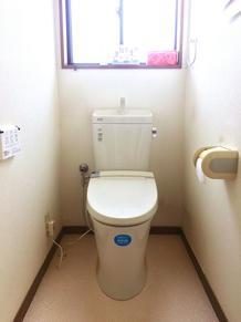 M様邸トイレ交換
