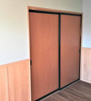 和室を洋室へリフォーム 内窓もプラスして断熱性アップ!