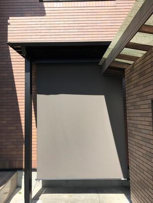 テラスを新設 LIXILテラスVSなら外壁を傷つけずに設置できます