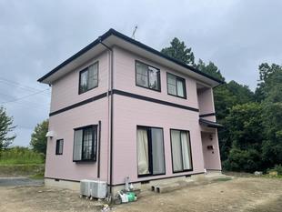 【屋根外壁塗装工事/小美玉市】次世代型シリコン塗料
