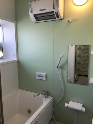 【古河市】浴室のリフォーム