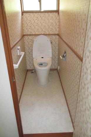 【古河市】和式トイレから洋式トイレへ