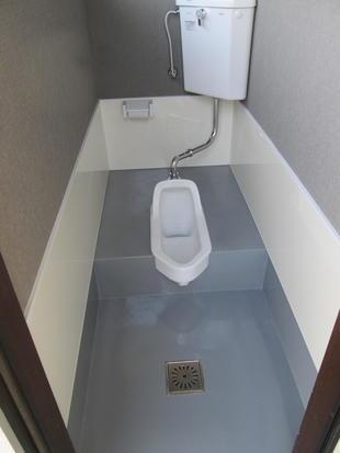 【古河市】事務所トイレ改修工事
