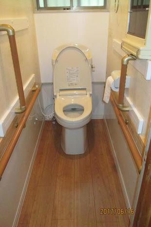 和式から洋式トイレへ