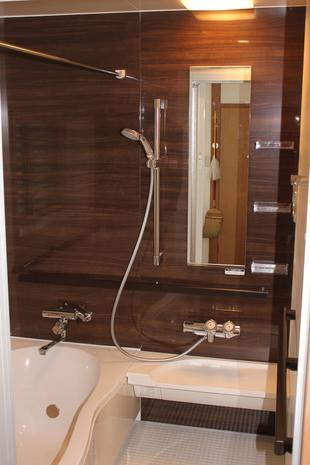 安心入浴のユニットバス
