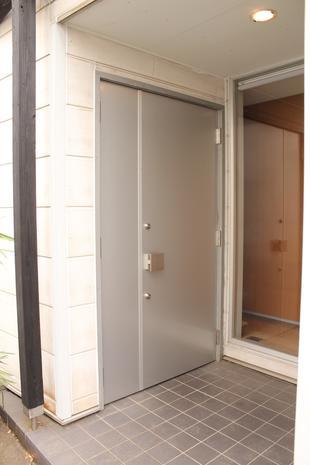 【柏市】オーダーメイド玄関ドア
