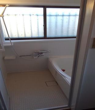 暖かな浴室で快適なこれから