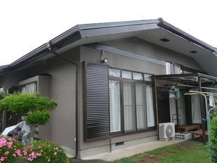 屋根・外壁修繕工事(とい交換工事含む)