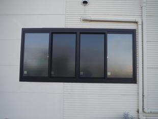 窓サッシリフォーム(外壁をいためず、1日で取替完了)
