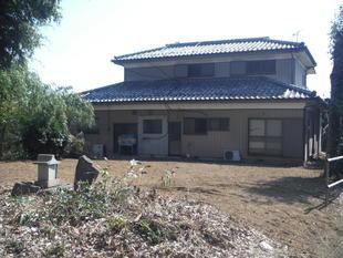 蔵解体工事(地震の影響により倒壊の恐れのある蔵の解体工事)