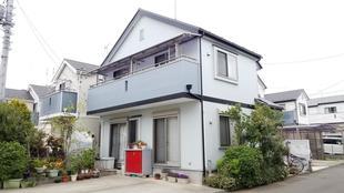 所沢市 小手指元町 屋根改修 外壁塗装