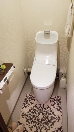 所沢市 マンション 便所改修 新型便器に交換して更に節水!