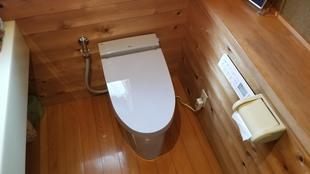 所沢市小手指町 タンクレストイレはLIXIL