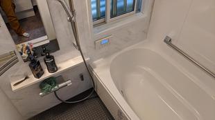 所沢市小手指南 寒い浴室の原因を追究しました。
