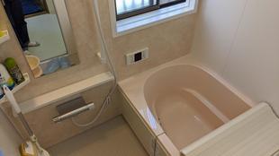 所沢市山口 窓を交換せずに暖かい浴室改修