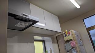 所沢市上山口 夫婦2人の生活にピッタリの中型システムキッチン