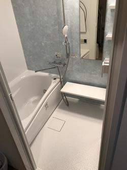 浴室ユニットバス交換