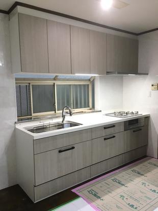 三芳町 K様邸 キッチン・水回り工事