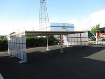 外構(駐車場)施工事例