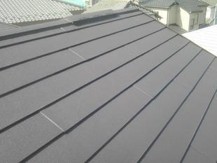 屋根カバー工法リフォーム