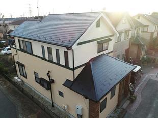 宮代町 屋根塗装・外壁塗装