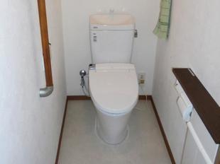 春日部市 トイレ・洗面室リフォーム