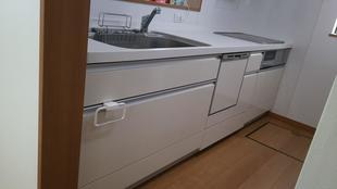 食洗機、新規設置工事