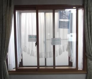 内窓工事で快適空間♪