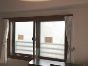 既存窓に内窓を設置すれば遮熱性、断熱性が大幅にアップ!