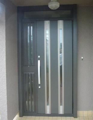 快適・安心の玄関ドア「リシェント」