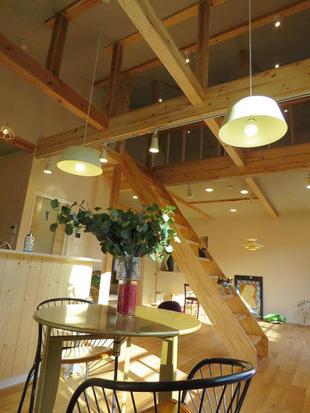 防火、防音、耐久性に優れ、デザイン的にも「私だけの家」といった雰囲気に仕上げることが出来ました。