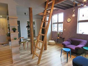 木造2階建アパート付住居のリノベーション と相続対策