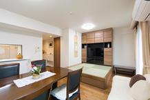 収納力アップ! 床下・壁面収納が豊富なマンションに 江東区K様邸
