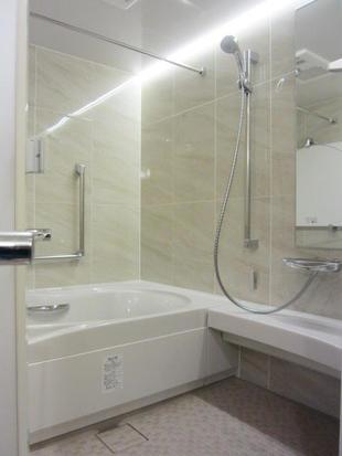 LIXILスパージュで快適な浴室タイムを 港区H様邸