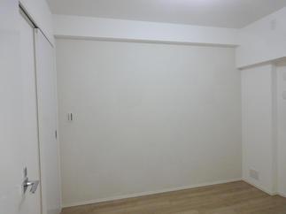 リフォーム後の洋室