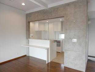こだわりのコの字型キッチン&スタイリッシュな水廻り設備にリフォーム 目黒区T様邸