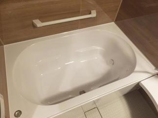 リフォーム後の浴槽