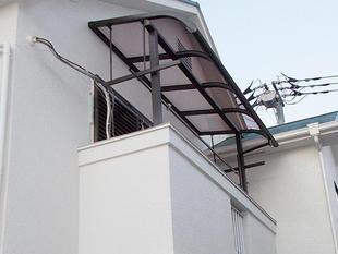 テラス屋根取付工事 目黒区S様邸