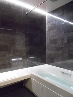 LIXIL スパージュでゆったりくつろげる浴室に 港区Y様邸